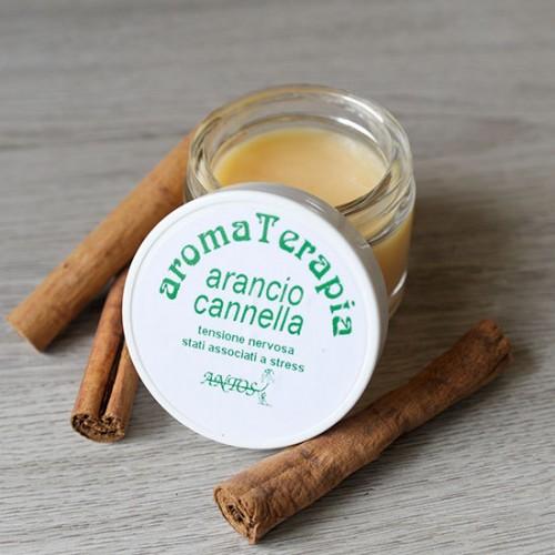 aromaterapia arancio