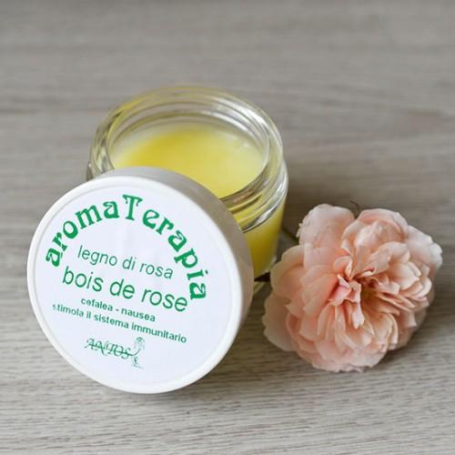 aromaterapia rosa