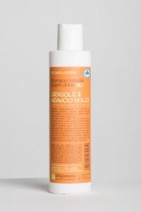 shampoo arancio