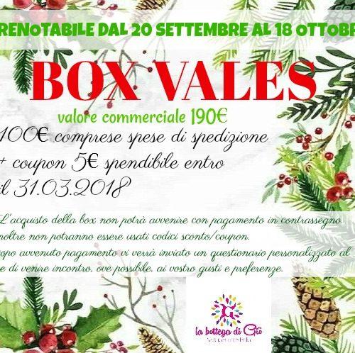 box vales
