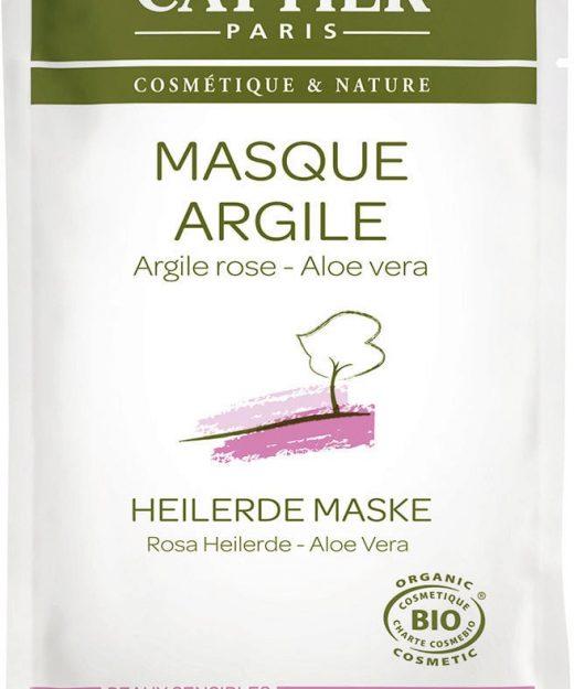 cattier maschera argilla rosa