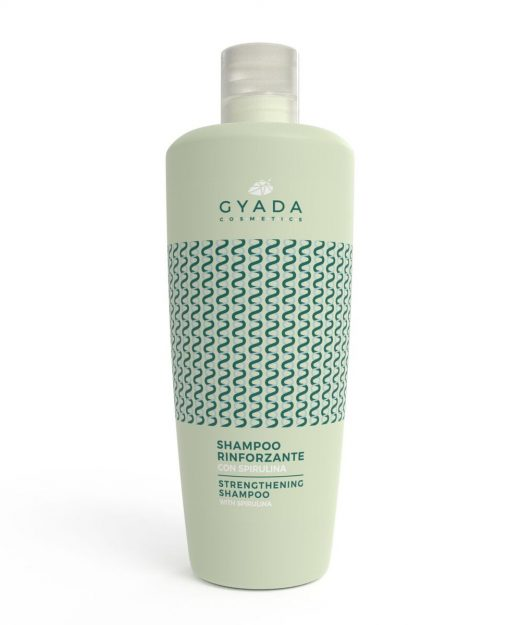 shampoo spirulina