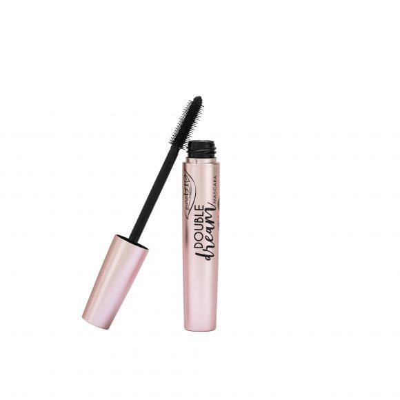 Mascata-Double-Drema-Purobio-cosmetics-black